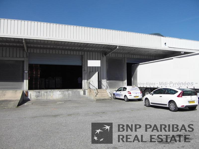 Location Entrepôt SAINT EGREVE 38120 - Photo 1