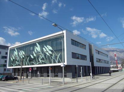 Location bureaux isere louer bureau isere 38 for Buro 38 saint martin d heres