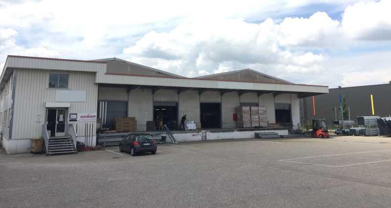 Vente Entrepôt Decines Charpieu 69150 - Photo 1