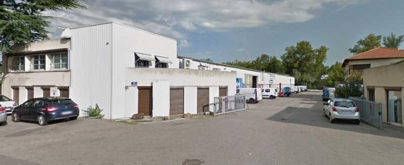 Vente Entrepôt Vaulx En Velin 69120 - Photo 1