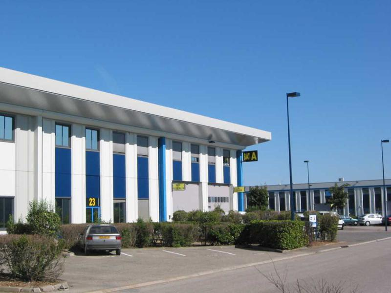 Location Bureaux Saint Quentin Fallavier 38070 - Photo 1