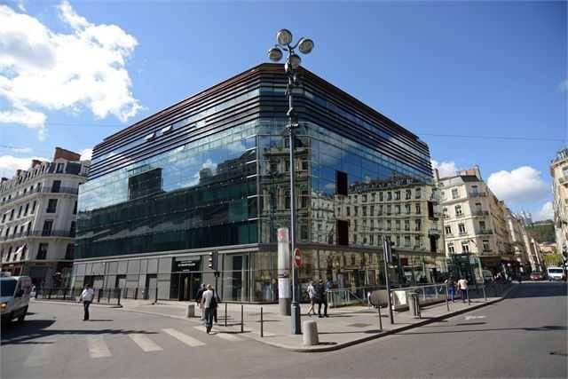 Location bureaux lyon 2 69002 480m2 - Location bureau lyon ...