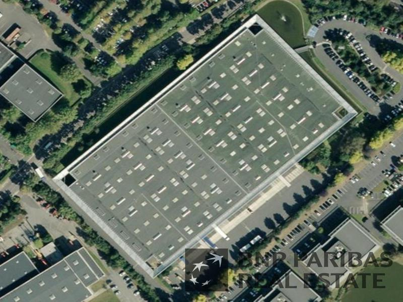 Location Locaux d'activités ROISSY EN FRANCE 95700 - Photo 1