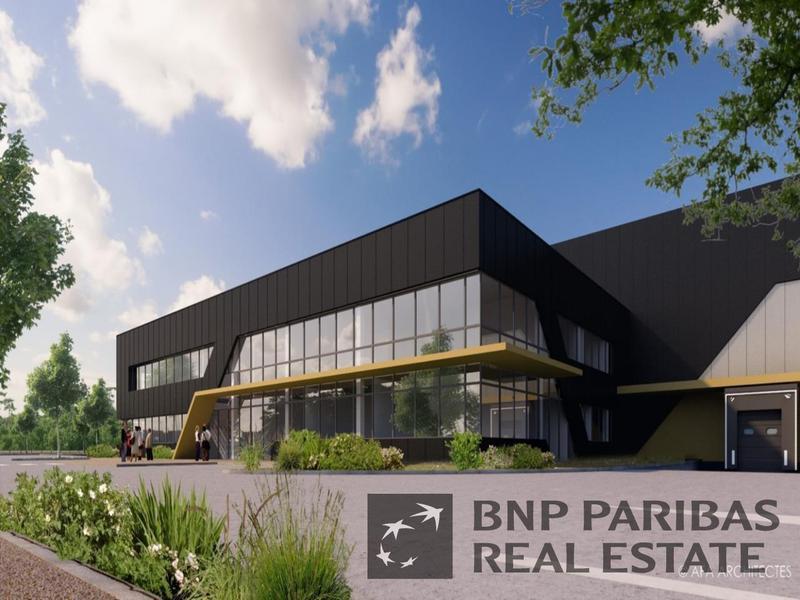 Location Locaux d'activités SAINT CREPIN IBOUVILLERS 60149 - Photo 1