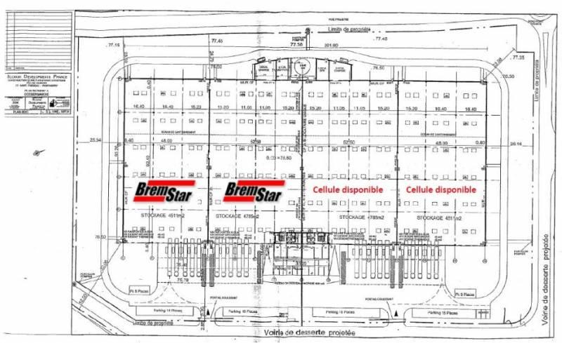 location locaux d 39 activit s saint fargeau ponthierry 77310 10213m2. Black Bedroom Furniture Sets. Home Design Ideas