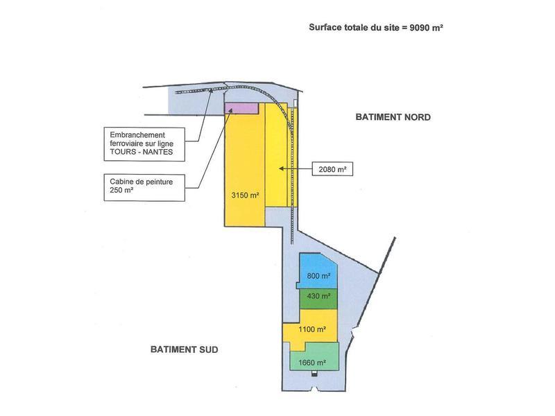 Location Entrepôt TOURS 37000 - Photo 1