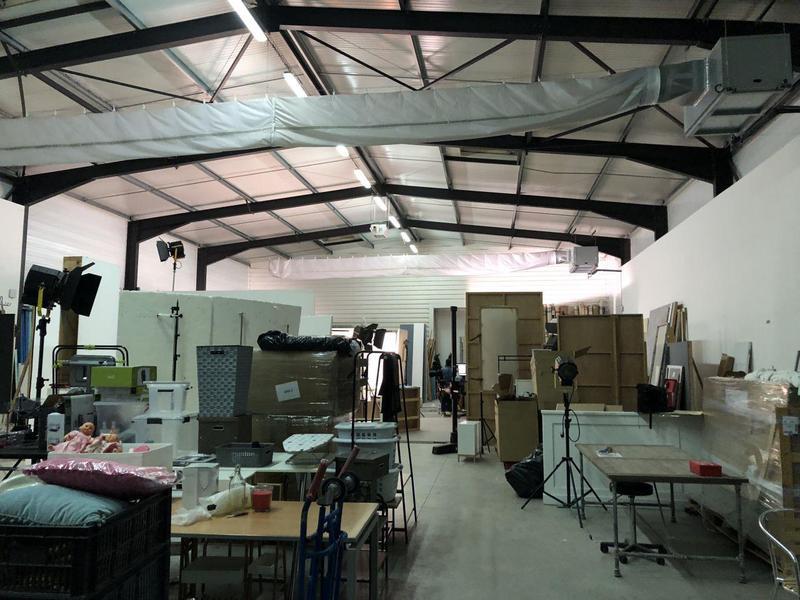 Location Locaux d'activités CHANCEAUX SUR CHOISILLE 37390 - Photo 1