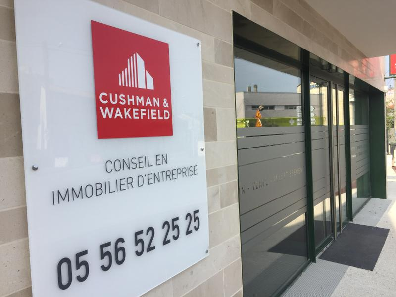 CUSHMAN & WAKEFIELD BORDEAUX - Photo 1