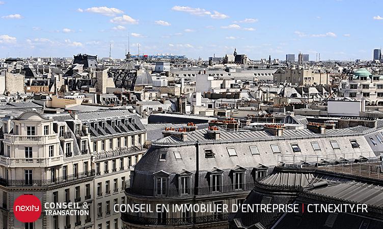 NEXITY CONSEIL & TRANSACTION - BUREAUX PARIS NORD/EST/1ère couronne - Photo 1