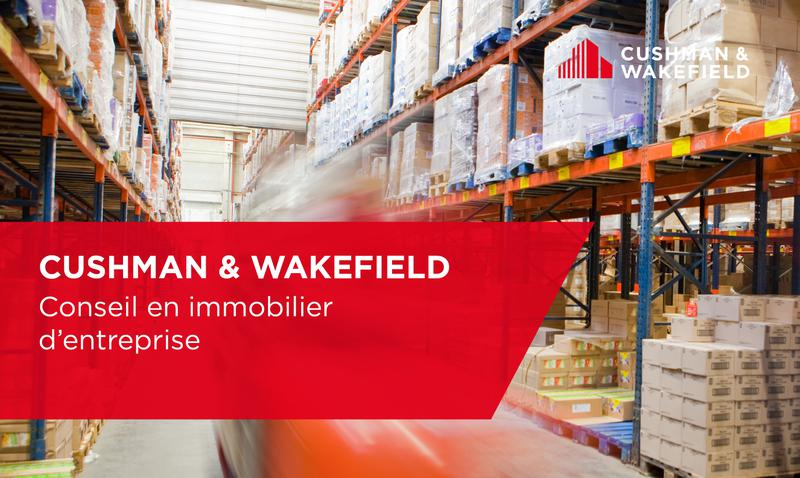 CUSHMAN & WAKEFIELD ACTIVITE LOGISTIQUE - Photo 1