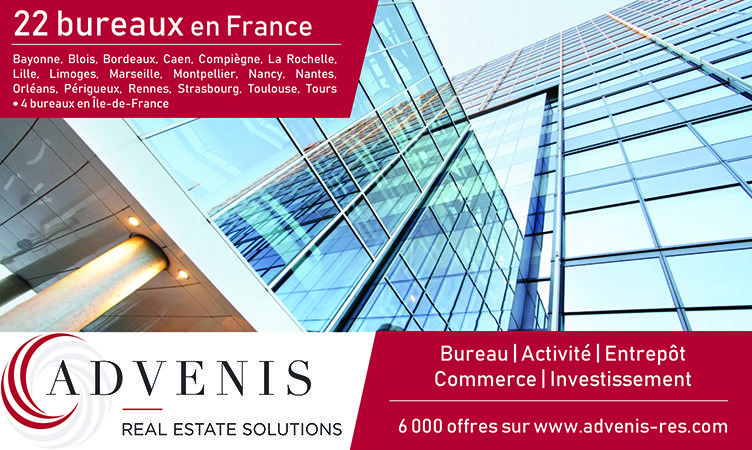 ADVENIS REAL ESTATE SOLUTIONS RENNES - Photo 1