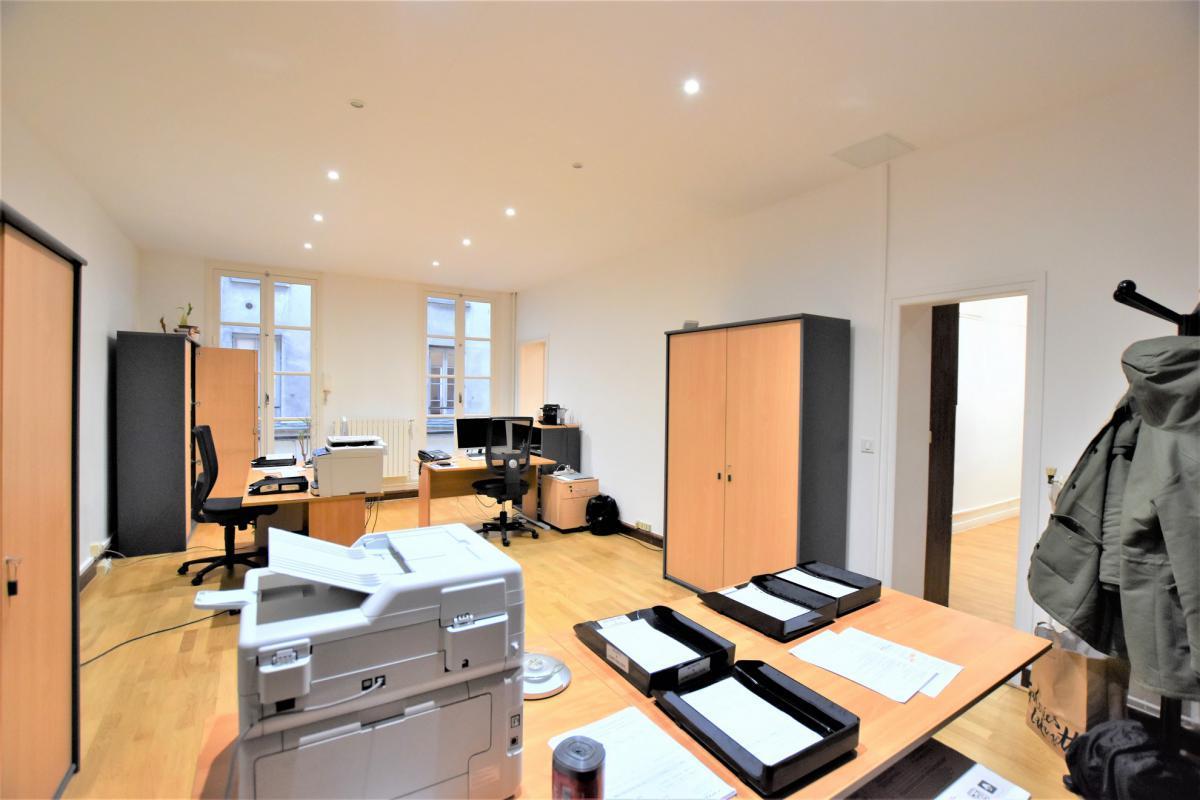 Location bureau paris  m² u bureauxlocaux