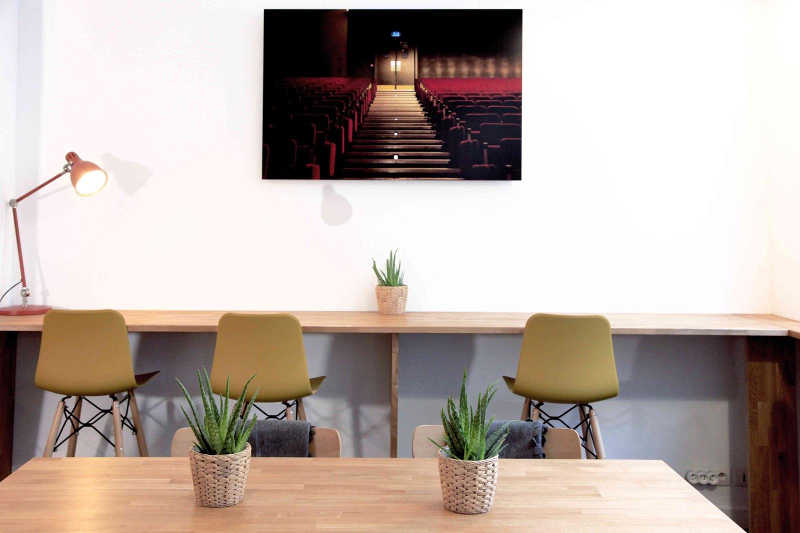 Location bureaux partagés paris: bureaux equipés à louer paris opéra
