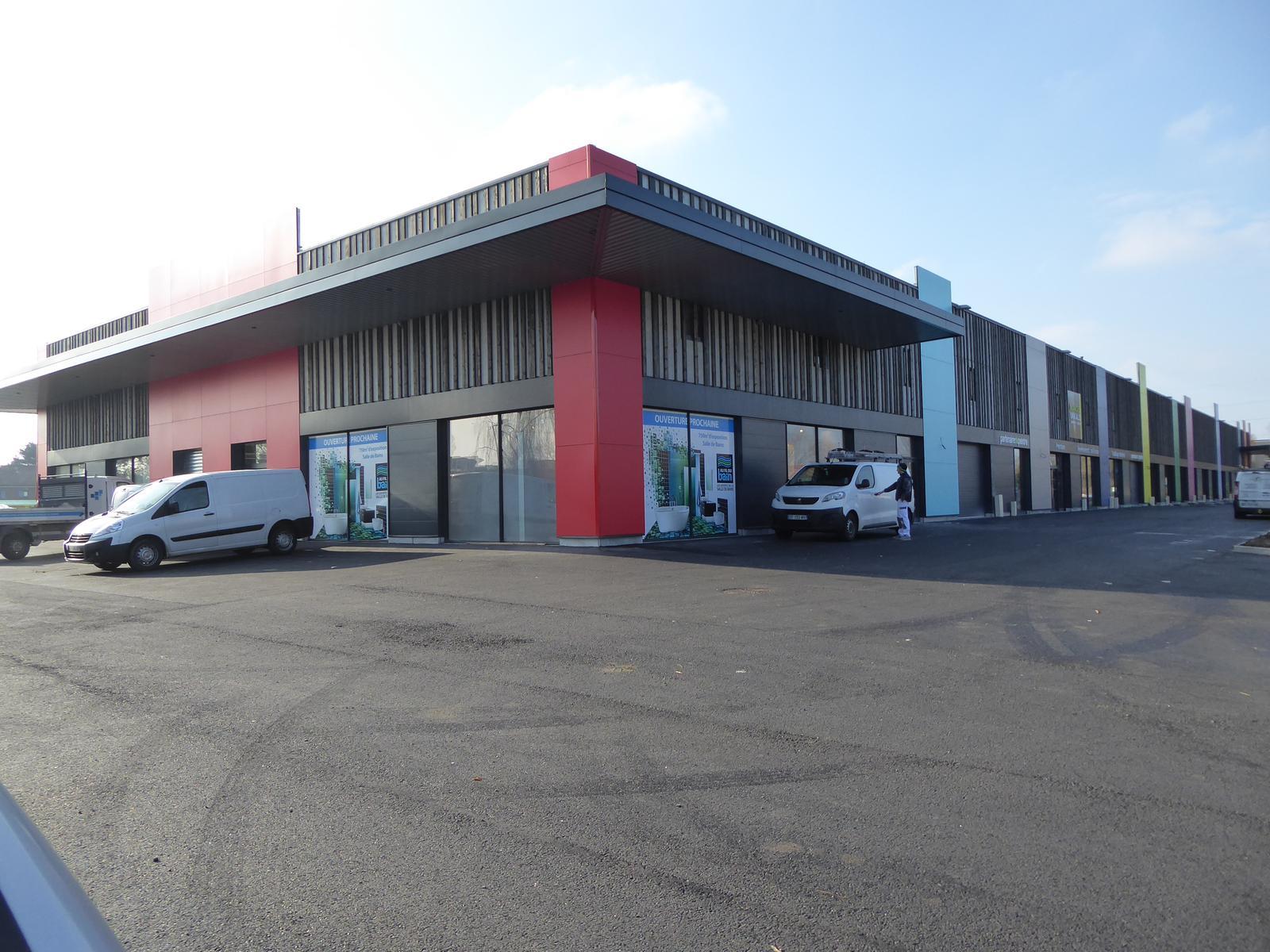 Salle De Bain Pilaterie ~ location commerces villeneuve d ascq 59650 1 400m id 205374