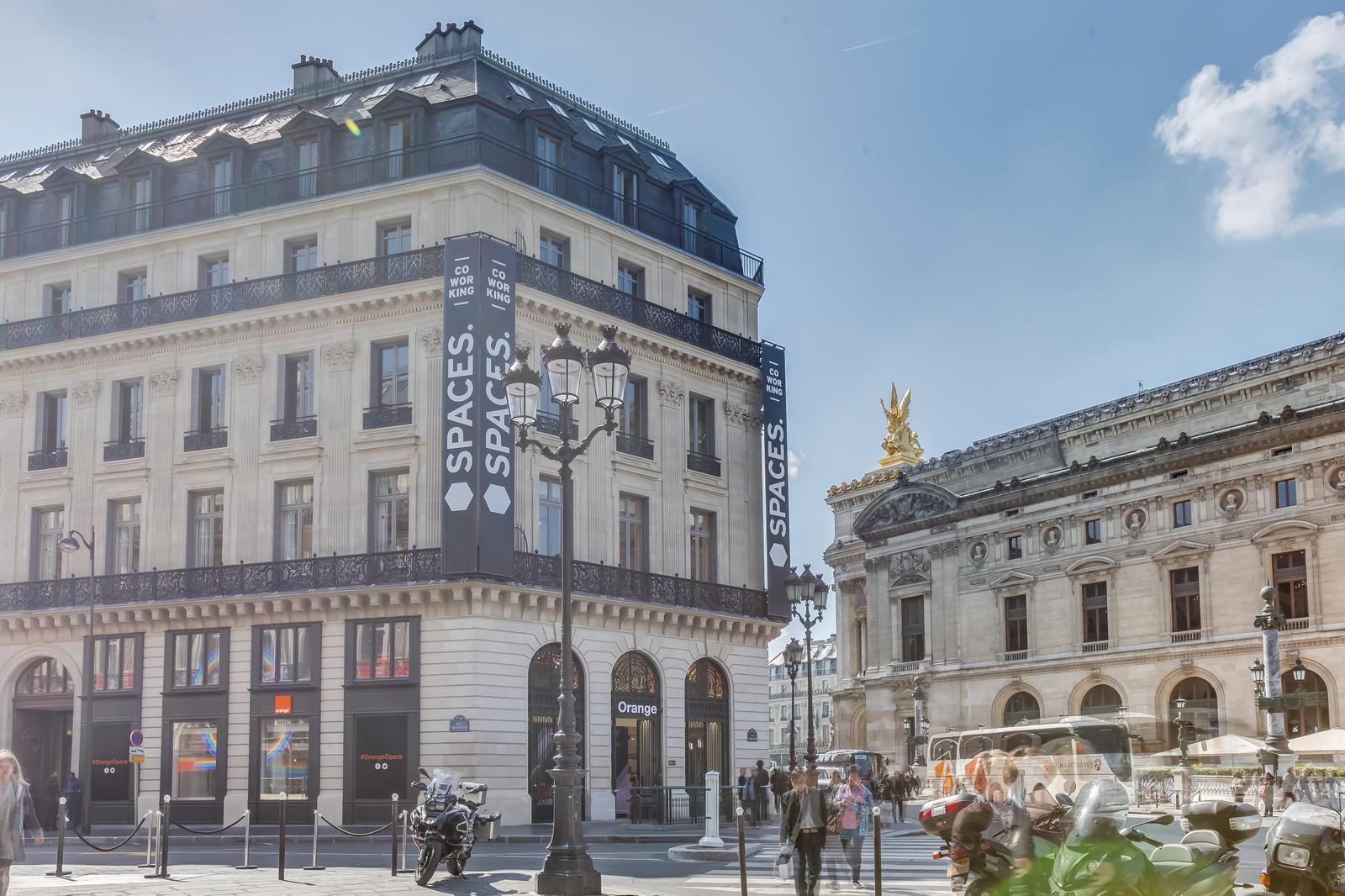 Spaces Rue De Londres location bureau paris 9 75009 1 poste – bureauxlocaux