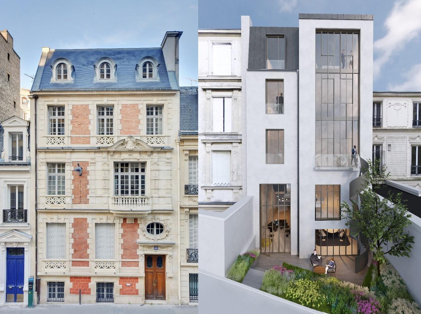 Paris Materiaux Villeneuve La Garenne location bureau paris 17 75017 458m² – bureauxlocaux