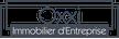 OXXI Immobilier d'Entreprise - Logo