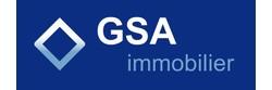 GSA IMMOBILIER - Logo