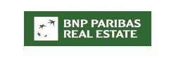BNP Paribas Real Estate LOGISTIQUE - Logo