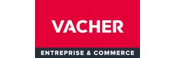 VACHER Entreprise & Commerce - Logo