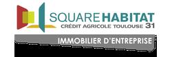 SQUARE HABITAT TOULOUSE - Logo