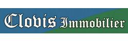 CLOVIS IMMOBILIER - Logo