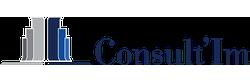 CONSULT'IM - Logo