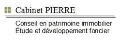 CABINET PIERRE - Logo