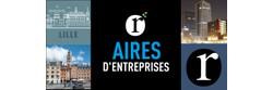 AIRES D'ENTREPRISES LILLE - Logo