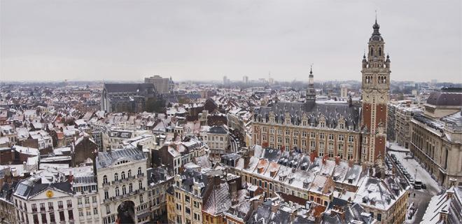 Bureaux � louer Lille